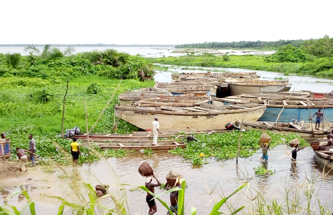 artisanal sand miners agbara lagos