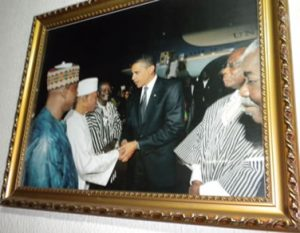 pic with obama