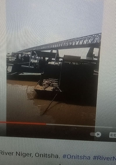 river niger sand mining