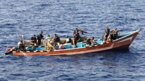 pirates in canoes togo